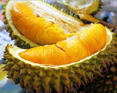 Buah durian musangking